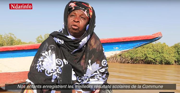 """AIDA NDIAYE, MATRONE DE BOPPU THIOR : """" Il m'est arrivé, mainte fois, d'accoucher des femmes dans une pirogue"""""""