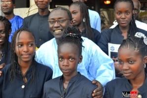 ''Comment bâtir le Sénégal si les meilleurs bacheliers quittent le pays?'', s'interroge Amadou Diaw.