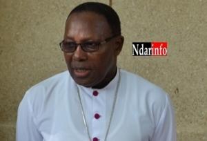 Sénégal: Mgr Ernest Sambou, l'évêque de Saint-Louis, est délégué au Synode.