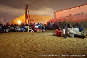 Saint-Louis abrite la 3ème édition des Rencontres Afrique en Docs'', du 16 au 19 octobre 2012.