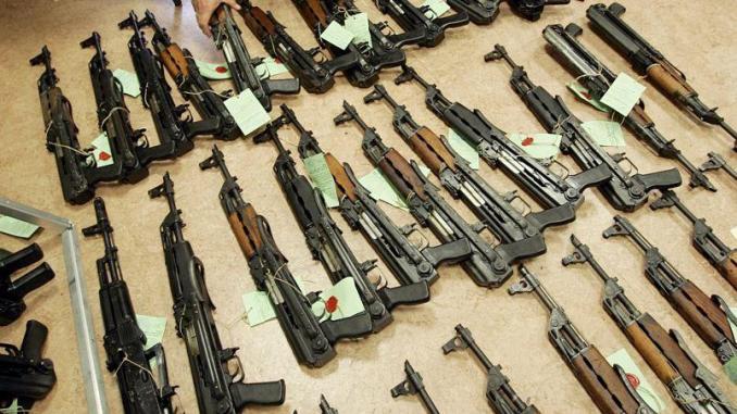 Touba : Un trafiquant de 65 ans tombe avec plus de 110 armes à feu et de la drogue