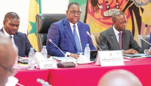 Le communiqué et les nominations du Conseil des ministres de ce 22 juillet