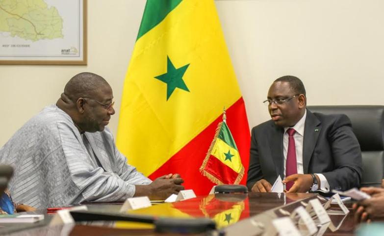 La Maison de la presse portera le nom de Babacar Touré (Macky Sall)