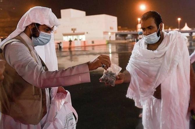 """Hadji 2020 - """"Saani Jamarat"""" ou lapidation de Satan - Les cailloux étaient stérilisés pour cause de Covid-19 (Photos)"""