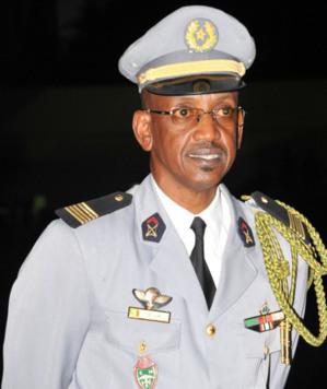 CV du Général Mamadou Sow, le nouveau Chef d'État-Major général des Armées.