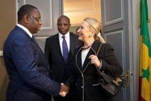 Sénégal: La lettre de félicitation de Macky Sall adressée au Président Obama.
