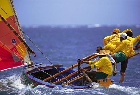 Course nautique: La quatrième édition de Rames Guyane (ex Bouvet Guyane) partira de Saint Louis.