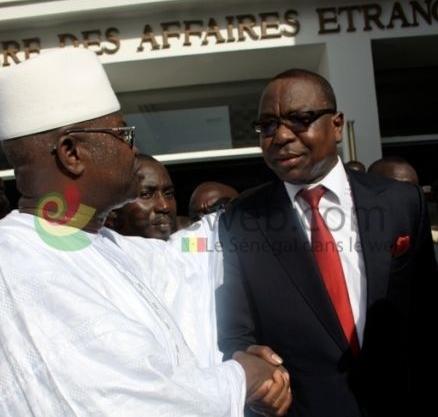 Alioune Badara cissé restaure diplomatiquement sa dignité