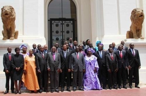 Communiqué du Conseil des Ministres de ce jeudi 8 novembre 2012.
