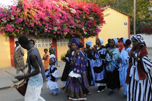 EXPOSITION: Les multiples facettes de Saint-Louis ressorties au village des Arts( Dakar).