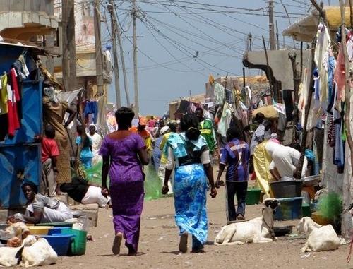 Guet-Ndar : des familles de plus de cent membres.