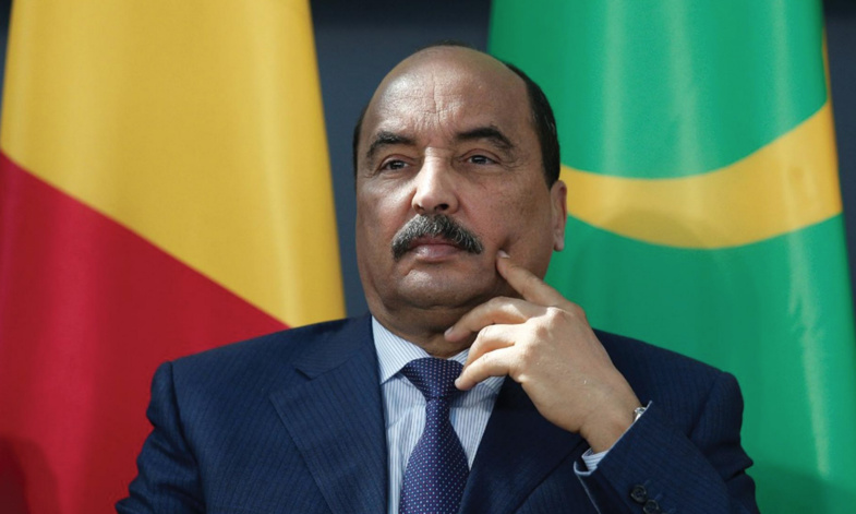 Mauritanie: Aziz libéré