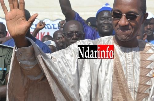 PODOR: Cuvette de Ngalenka: Abdoul Mbaye donne les assurances du gouvernement.