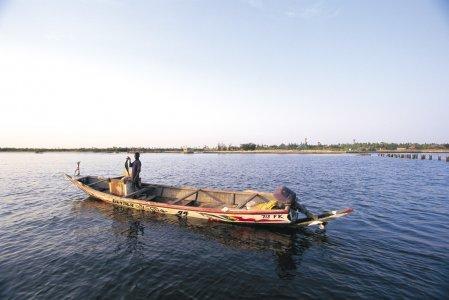 L'Agence de gestion et d'exploitation de la navigation sur le fleuve Sénégal annonce la construction d'un port fluvio-maritime à Saint-Louis.
