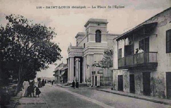 Patrimoine historique : Saint-Louis et sa Cathédrale, la plus ancienne église de l'Afrique de l'Ouest