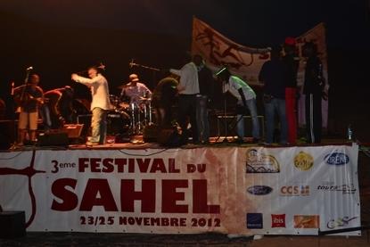 DIRECT- Ouverture du Festival du Sahel.