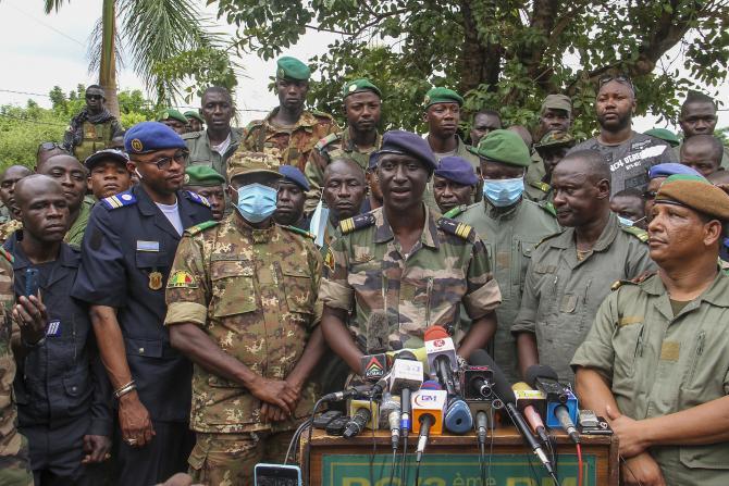 Mali: La junte lance des concertations nationales sur la transition