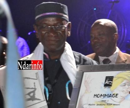 URGENT : Saint-Louis : Le notaire Ibrahima Diop élu président de l'Association Saint-Louis Jazz.