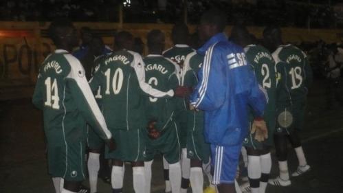 ODCAV de Saint-Louis - Coupe du Maire 2012-1/2 finales : l'ASC Ndioloféne élimine l'ASC Fagaru championne en 2009 et 2011.