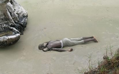 Saint-Louis : 03 corps sans vie, ramassés à coté du pont Faidherbe.