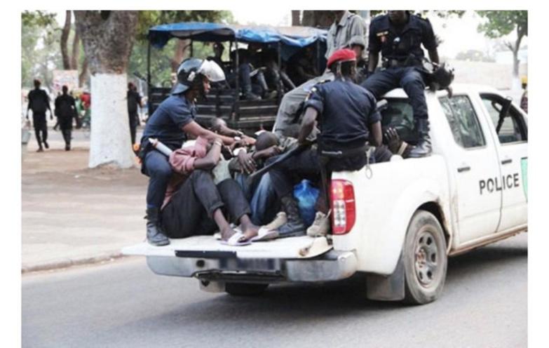 Délinquance et criminalité: 2882 individus interpellés, 400 kg de chanvre indien saisis, 5 bandes de malfaiteurs démantelées
