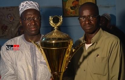 Saint-Louis : Parrain de la Zone2, le mouvement Andando Defar Ndar remettra des trophées et un lot d'équipements sportifs aux finalistes.