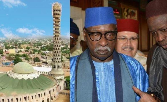 Tivaouane - Lancement travaux de la Grande Mosquée - Plus d'1,5 milliards F CFA récoltés en quelques heures
