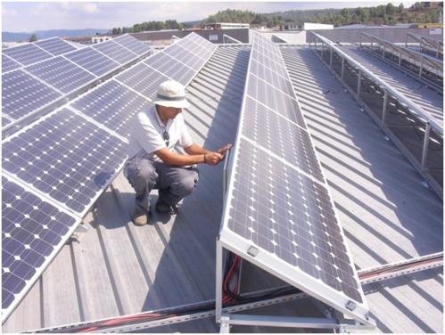Saint-Louis: Une nouvelle société s'active dans le développement des énergies renouvelables.