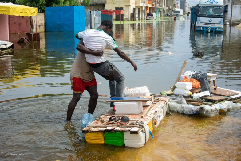 Keur Massar : Plusieurs sinistrés atteints d'Avc