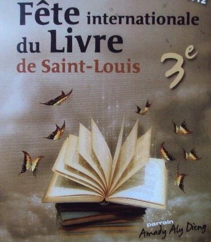 CULTURE: Ouverture de la 3ème fête internationale du livre de Saint-Louis, hier.