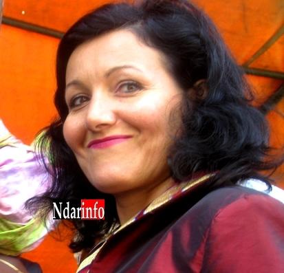 Saint-Louis: Eleonora Rossi réitère la volonté de l'Institut français à soutenir les festivals [audio].
