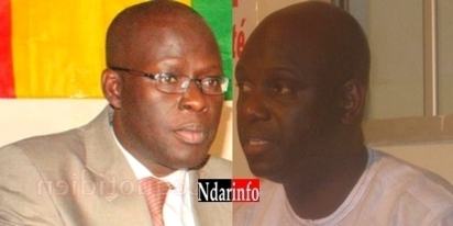 Gestion municipale: Mansour Faye charge Bamba Dièye | Audio|