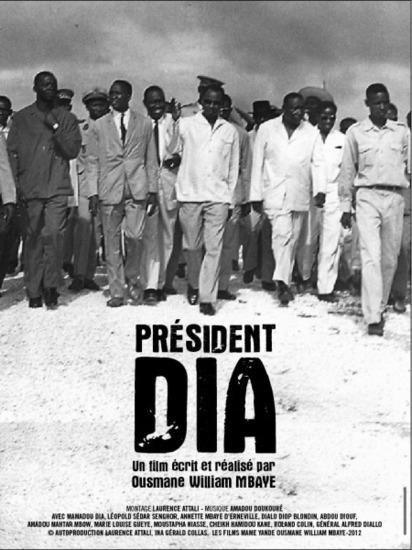 UGB - CINÉMA : ''Président Dia'' projeté lundi à l'UGB.
