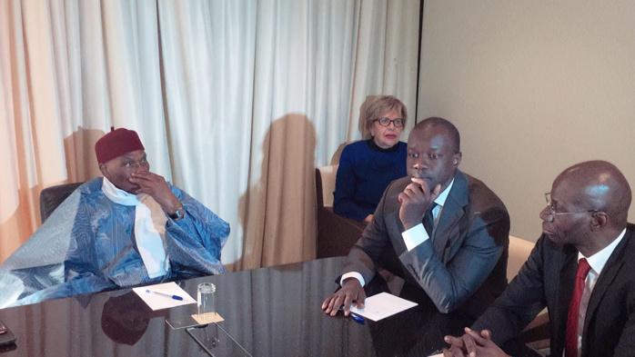 Échéances électorales : Vers une alliance politique Pds-Pastef