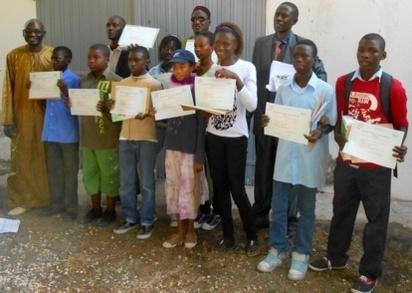 Saint-Louis-Education : les diplômes du DELF PRIM et JUNIOR  ont été remis, ce mercredi.