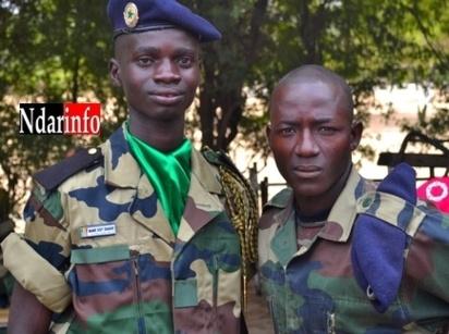 Saint-Louis – 12ème bataillon d'instruction : 1153 jeunes soldats ont terminé leur formation.[PHOTOS]