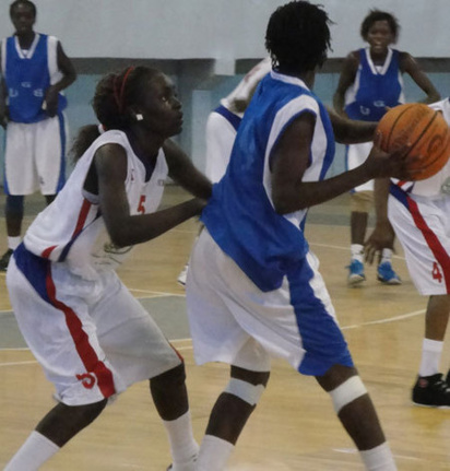 Basket Ball National 1 féminin 6ème tour : Le Saint Louis Basket solide leader, l'UGB dans la douleur fait la loi devant le Cayor BC