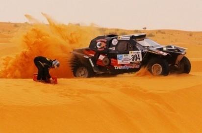 Rallye Africa Eco Race 2013 : 123 voitures et 51 camions passent par Saint-Louis, demain.