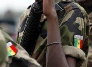 Saint-Louis: Le colonel Babacar Seck nouveau Commandant de la zone militaire n°2.