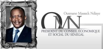 Recueil de témoignages sur Ousmane Masseck Ndiaye.