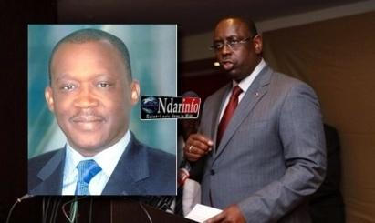 "Macky Sall : ''Ousmane Masseck Ndiaye était un combattant infatigable du développement"";"