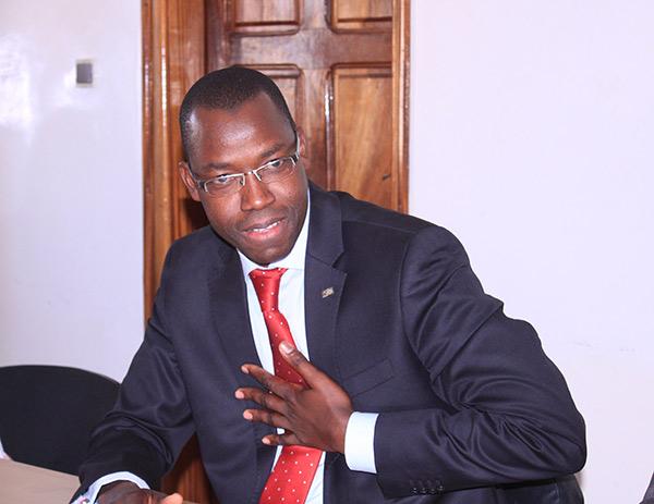 Nouveau gouvernement : Yankhoba Diattara, ministre de l'économie numérique et des télécommunications