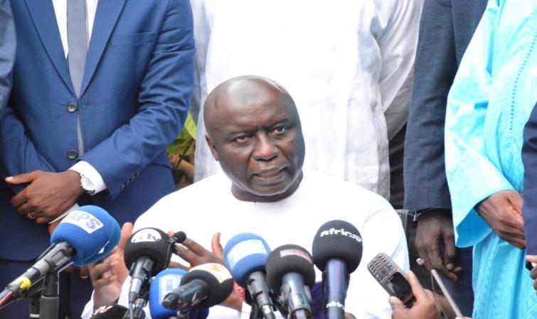 "Idrissa SECK justifie sa nomination : ""J'ai pris ma responsabilité ..."""