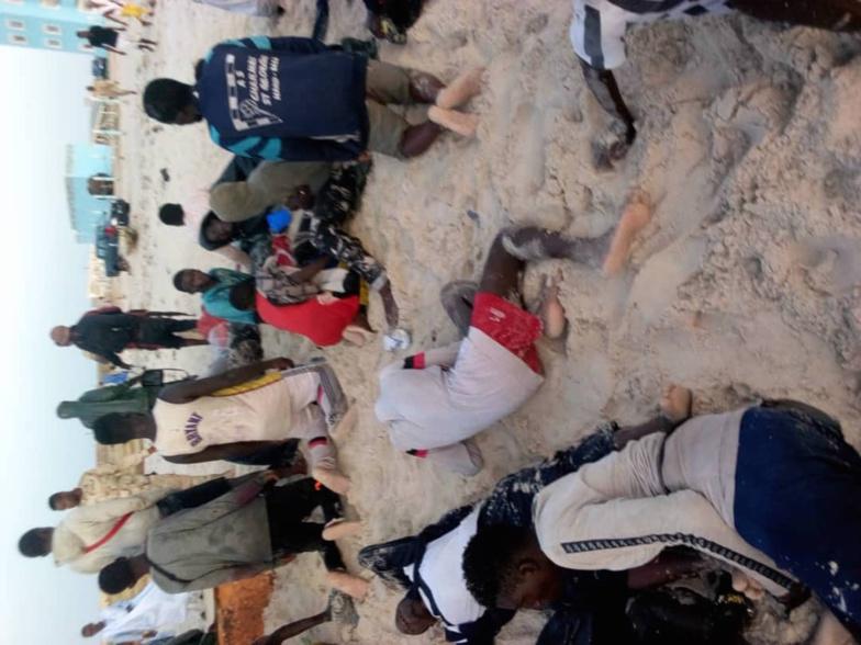 PHOTOS - VIDÉO ı Chavirement de clandestins sur côtes de la Mauritanie, hier dimanche
