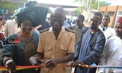 Coopération: le GIC de Dagana inaugure un Centre Ado.