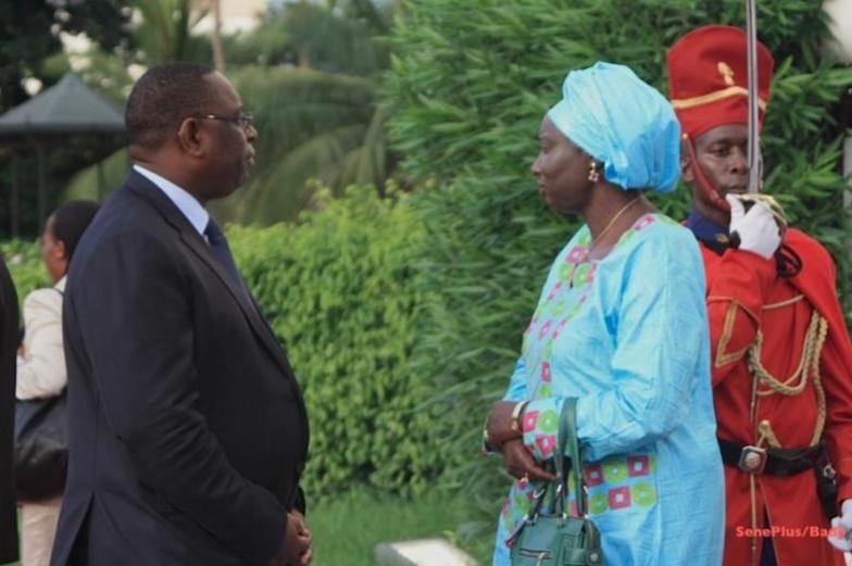Déclaration d'adieu : Aminata Touré Zappe Macky