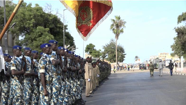Saint-Louis : actions civilo-militaires et défilés au menu de la Journée des forces armées