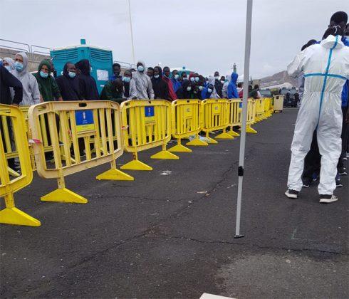 Arrivés aux Îles Canaries, une vingtaine de migrants Sénégalais risquent d'être rapatriés
