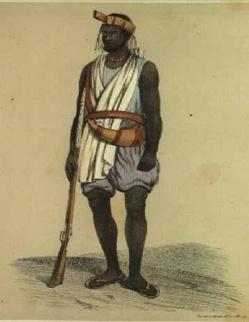 Viatique pour le jambar en partance au front au Mali.