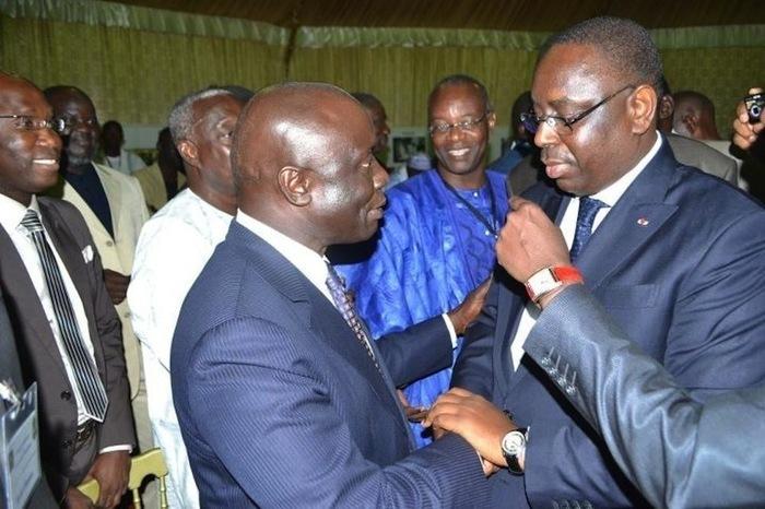 "Idrissa SEK :""j'ai retrouvé ma complicité avec Macky SALL"""